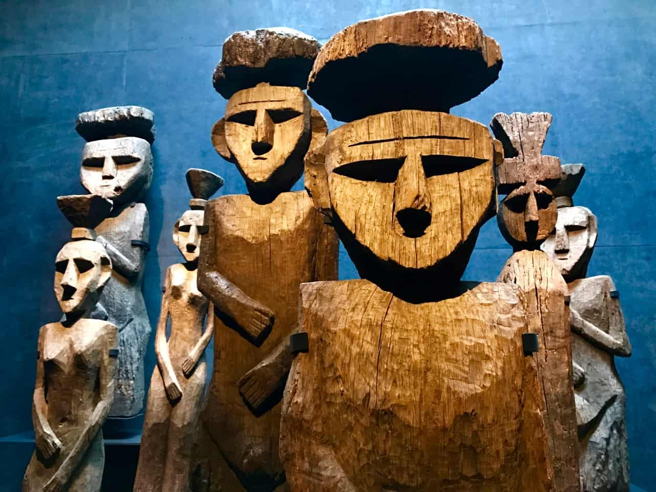 Things to do in Santiago - Exhibit at the Chilean Museum of Pre-Columbian Art in Santiago