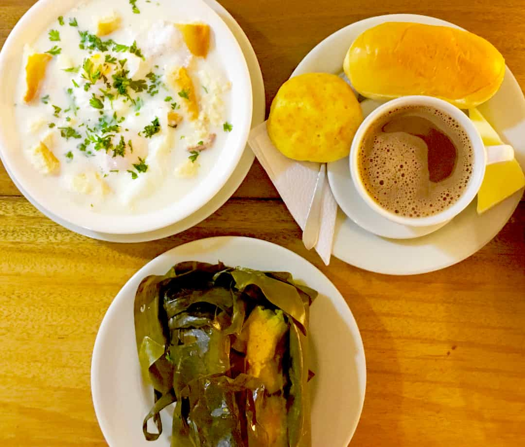 The Hungry Travellers Guide To Colombian Food