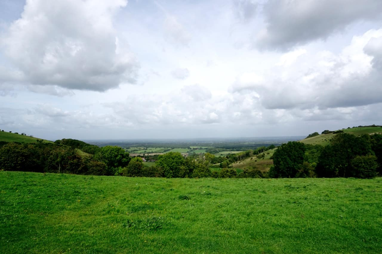 East Sussex Road Trip – View from the Devil's Dyke lookout