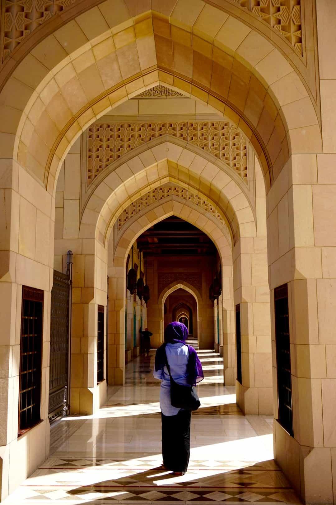 Oman ladies dress