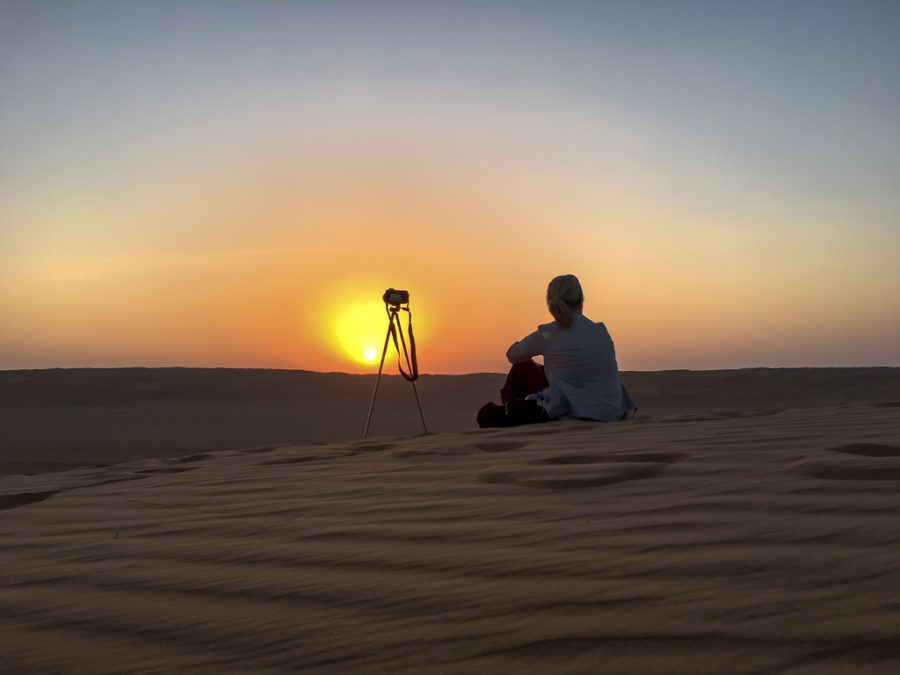 Beautiful Places in Oman - Sharqiyah Sands is perfect for photography